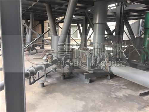 热电公司40T炉气力输灰系