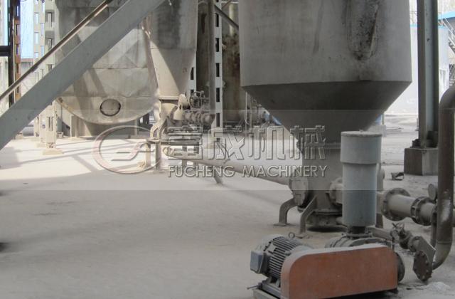 粉煤灰输送-返灰泵